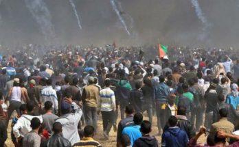Palestine land day-১৭-৫-১৮